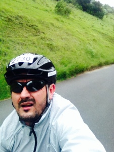Box Hill in the FT London Sportive