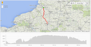 Abbeville to Beauvais (L2P day 3)