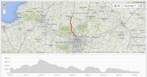Beauvais to Paris (L2P day4)
