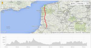Calais to Abbeville (L2P Day 2)