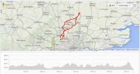 Hardfordshire ride with Gregarios cc