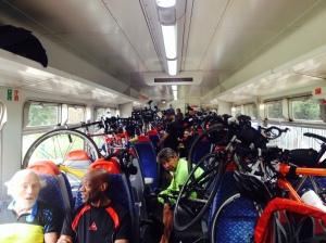 train madness post Dunwich