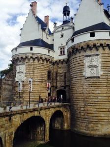 Chateau de Ducs de Brittany
