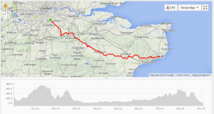 London to Dover (L2P Day1)