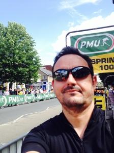 Epping Sprint Selfie