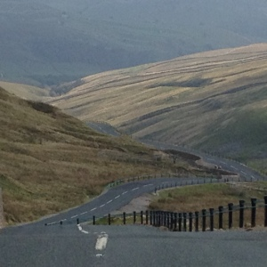 Amazing Yorkshire roads - Buttertubs