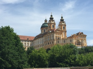 Abbey at Melk